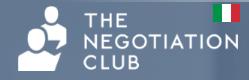Logo The Negotiation Club Italia